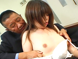 Yumi Takeda hates her boss  and  doesn't like his attacks