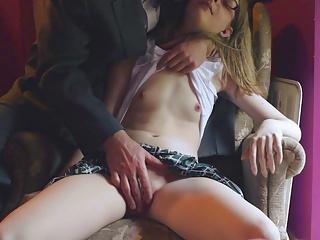 cum and spanked and cum again