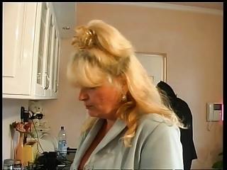 German granny