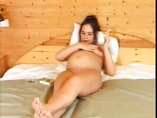 pregnant - 8 Monat