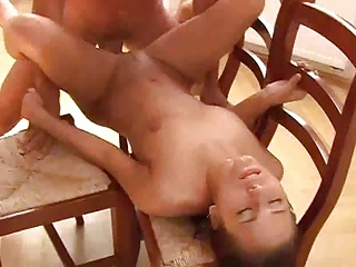 First Time Anal ...F70
