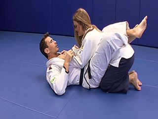 Megan Fox gets her tight teen pussy fucked by her karate teacher