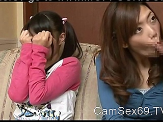 Mom and NOT her daughter Sex Education Watching 3