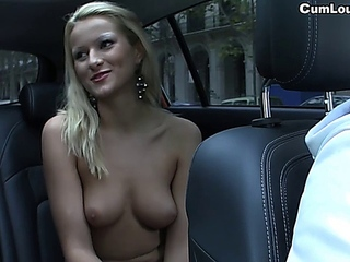 Cherry Kiss squirts and takes Spunk over her Face