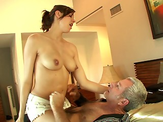 Hawt sweetheart groans for the biggest jock in her snatch in a a close up discharge