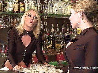 Beverly Lynne and Kylee Nash in The Young slut Schlong Bikini Squad