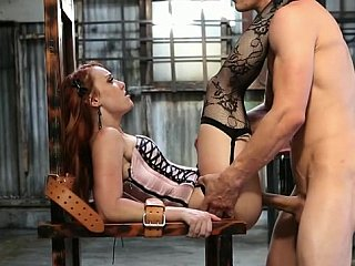 Dani Jensen gets her pussy and ass fucked